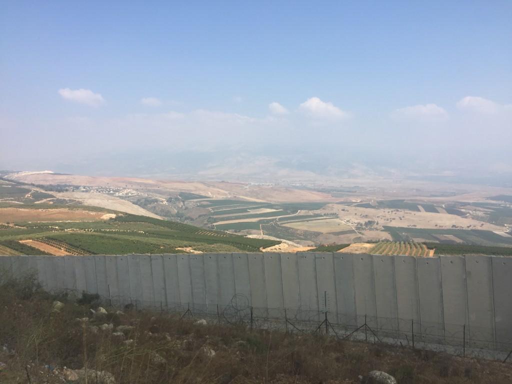 ConfineLibano-Israele