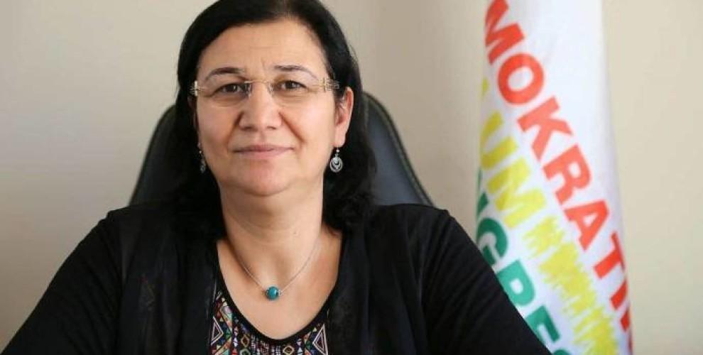 Leyla Guven, parlamentare dell'Hdp
