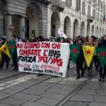 """SIRIA/ITALIA. Combattenti Ypg, udienza rinviata: """"Non fate calare il silenzio"""""""