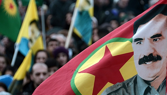 FRANCE-EU-KURDS-OCALAN-DEMO