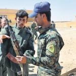 Nella Siria del Nord, una comunità si prepara alla guerra contro la Turchia