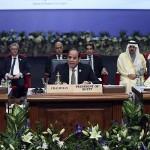 Ue-Lega araba, la «nuova era di cooperazione» legittima il faraone el Sisi