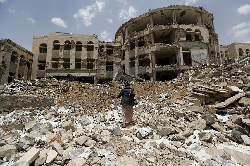 Effetti della guerra in Yemen