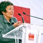 La Spagna processa per terrorismo ex deputata solidale con il popolo palestinese