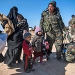 SIRIA. Le Sdf circondano Baghouz, corridoi per i civili
