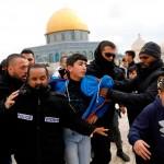 GERUSALEMME. Tensioni ad Al-Aqsa, nuovo punto di rottura