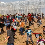 """La """"Marcia del Milione"""" contro il blocco di Gaza"""