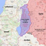Dopo Gerusalemme, Trump regala a Israele anche il Golan siriano