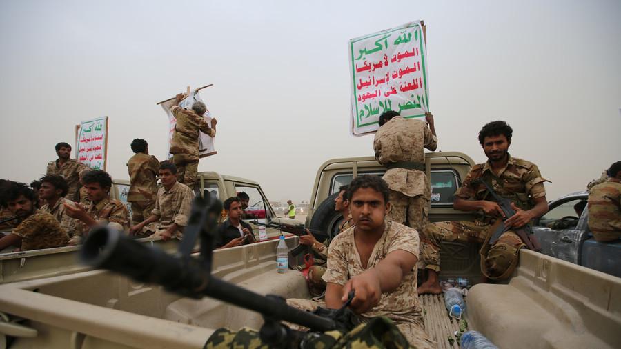Combattenti houthi nella città di Hodeidah © Reuters / Abduljabbar Zeyad