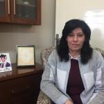 INTERVISTA. «Donne in lotta contro l'occupazione e per i loro diritti nella società»