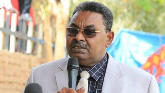 Il capo dell'intelligence sudanese Salah Gosh (foto sudanvision.net)