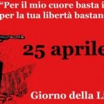 25 APRILE. La Resistenza continua