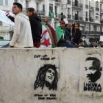 FOTO. Algeria in piazza contro le tre B