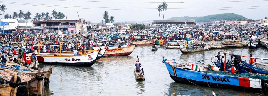 Ghana. Winrock International