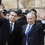 ISRAELE/BRASILE. Bolsonaro fa contento Netanyahu solo a metà