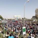 SUDAN. In 500.000 contro il presidente al-Bashir