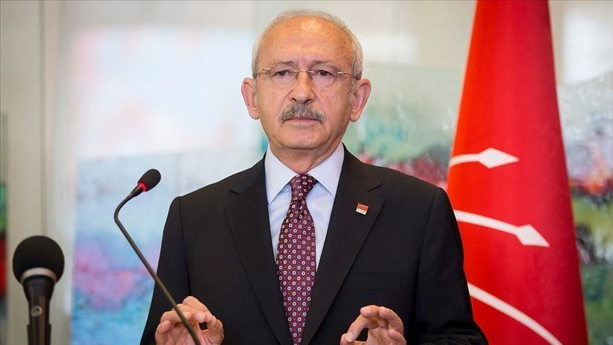 Il leader del Chp Kilicdaroglu