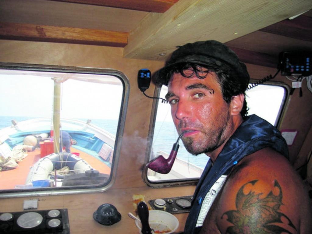 Vittorio Arrigoni a Gaza