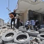 Gaza in concerto contro l'Eurovision Song Contest