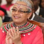 FOCUS ON AFRICA. Margaret Gakuo Kenyatta, la first lady del Kenya