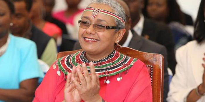 Margaret Gakuo Kenyatta