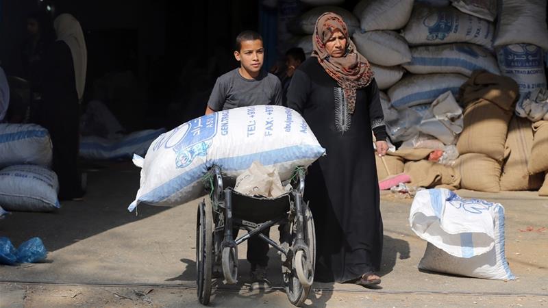 foto di Ibraheem Abu Mustafa/Reuters