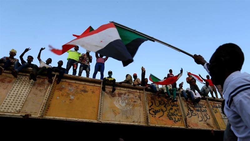 Proteste in Sudan (Foto: Reuters)