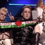"""Bandiera della Palestina sul palco. Eurovision: """"Provvedimenti contro l'Islanda"""""""