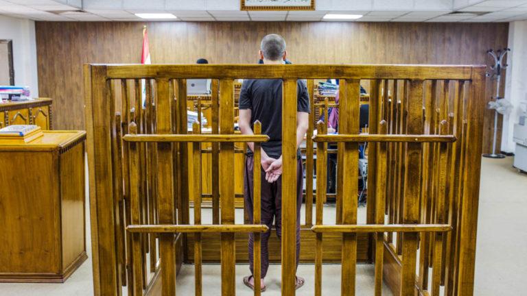 Un membro dell'Isis a processo in Iraq