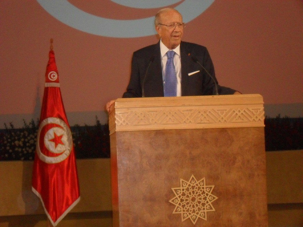 Beji Caid Essebsi (photo Wikipedia)