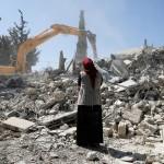 GERUSALEMME. «Quelle demolizioni sono una nuova Nakba»