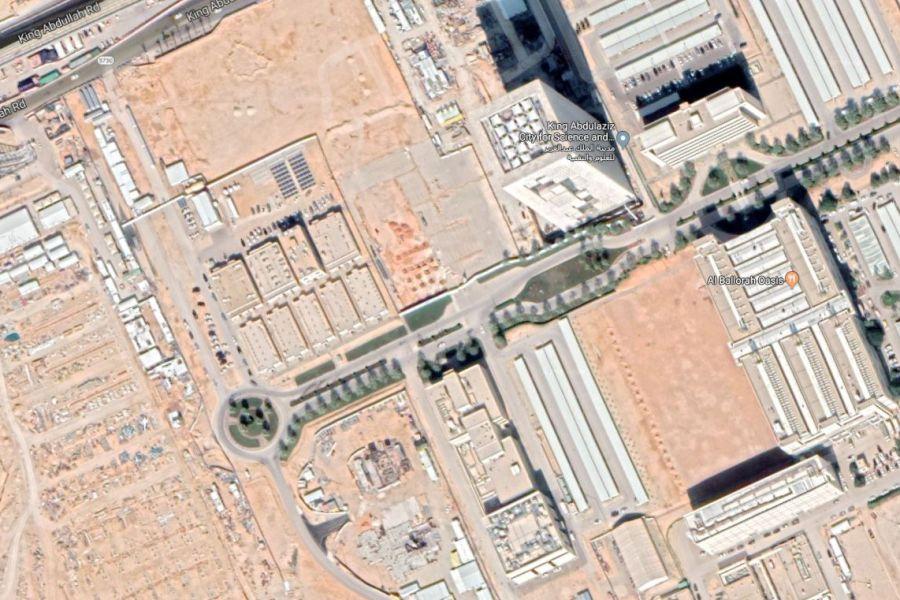 Impianto nucleare saudita