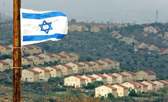 Colonia israeliana (Reuters)