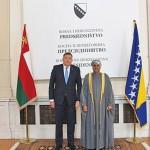 IL PONTE BALCANICO. Bosnia e Sultanato dell'Oman sempre più vicini