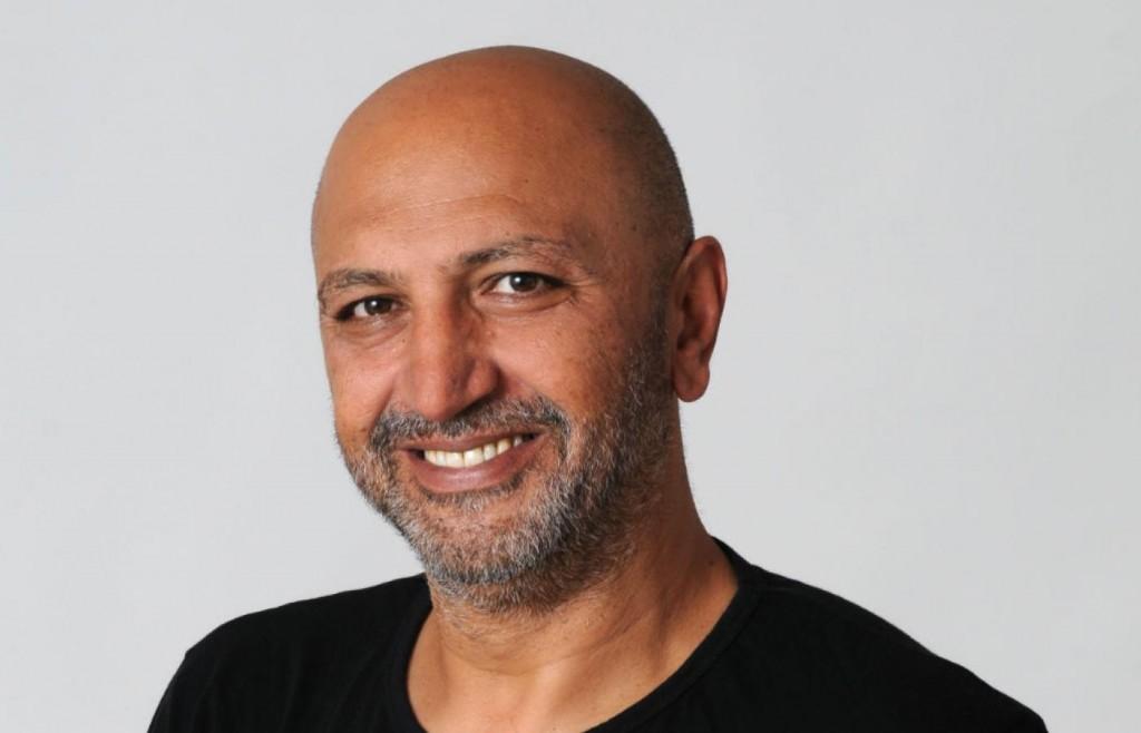 Il regista palestinese Mohammed Alatar