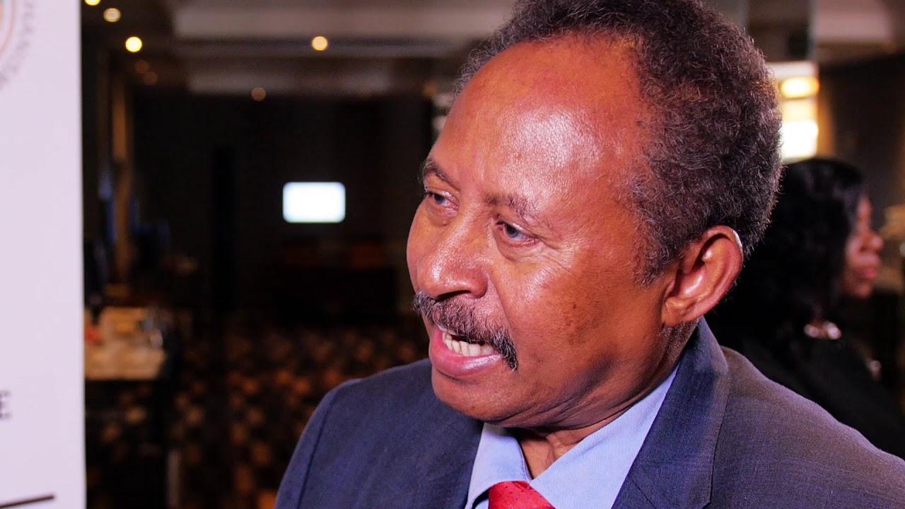 Il nuovo primo ministro sudanese, Abdalla Hamdok