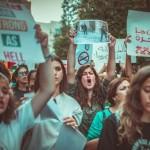 Protesta ovunque: «Donne libere in Palestina libera»