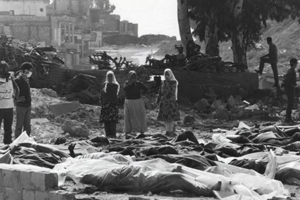 Il massacro di Deir Yassin