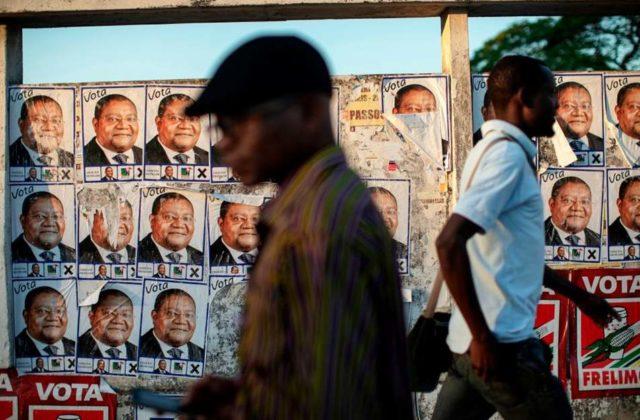 Mozambico al voto (Foto: Amnesty)