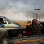 SIRIA. Rojava, 200mila sfollati: «Acqua, cibo e medicine non bastano»