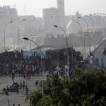 IRAQ. Bloccato il porto di Umm Qasr, manifestanti occupano terzo ponte a Baghdad