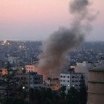 Nuovi raid su Gaza, Gantz flette i muscoli