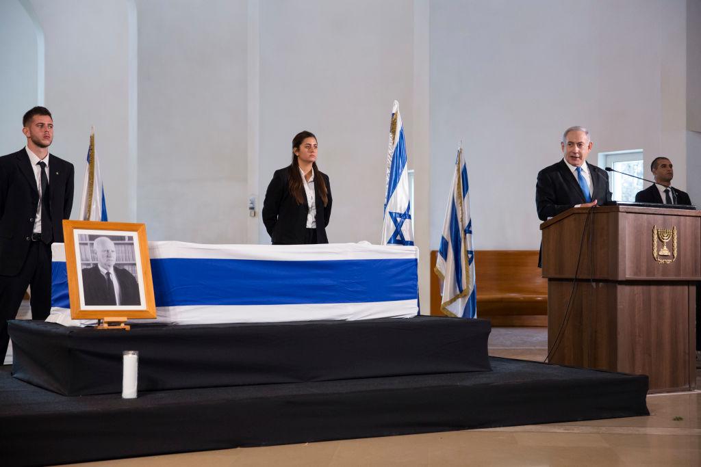 I funerali di Meir Shagmar