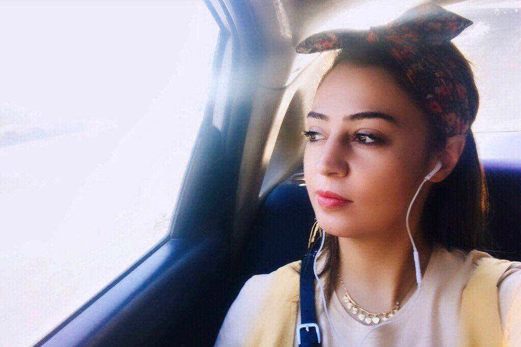 La giovane al-Labadi