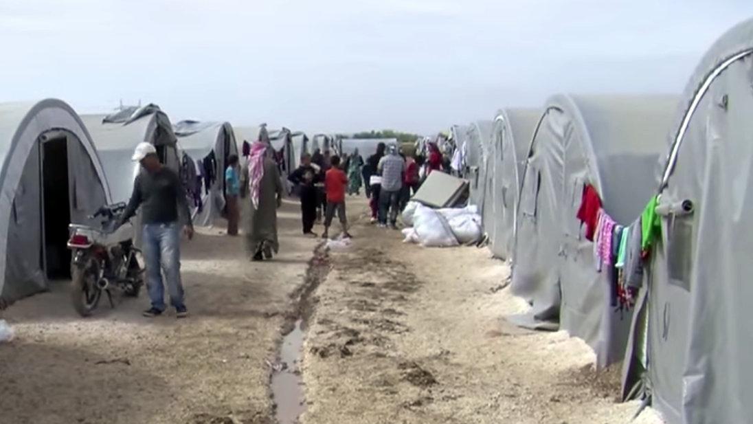 Profughi curdi