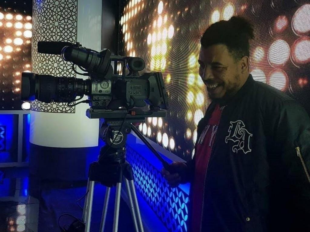 Il rapper marocchino Gnawi