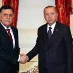 Intervento in Libia, Erdogan accetta l'«invito»