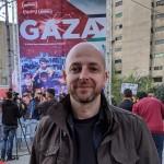 """Un """"Tappeto Rosso"""" per la gente di Gaza"""