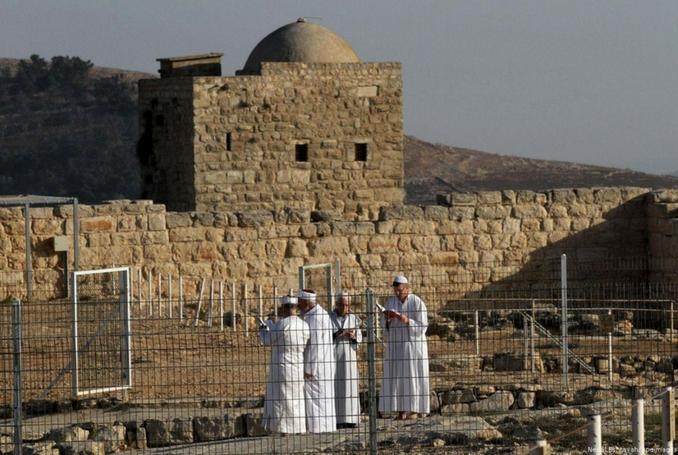 Sito religioso e storico a Sebastia