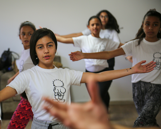 Dal sito della ong palestinese Shorouq